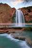 Havasupai Grand Canyon- The Hidden Shangrila : Splendid waterfalls in this hidden oasis of natural wonders
